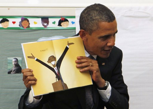 obama-cartoon-book-about-himself