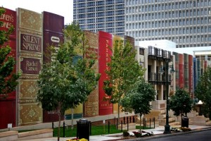 центр библиотека канзас-сити