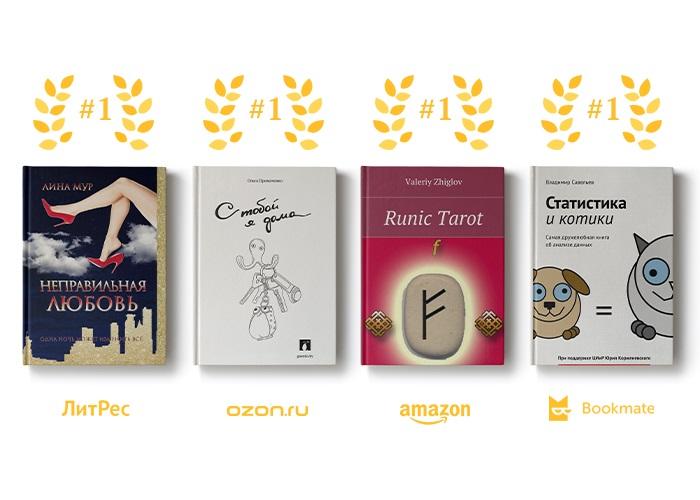 блог 4 books апрель