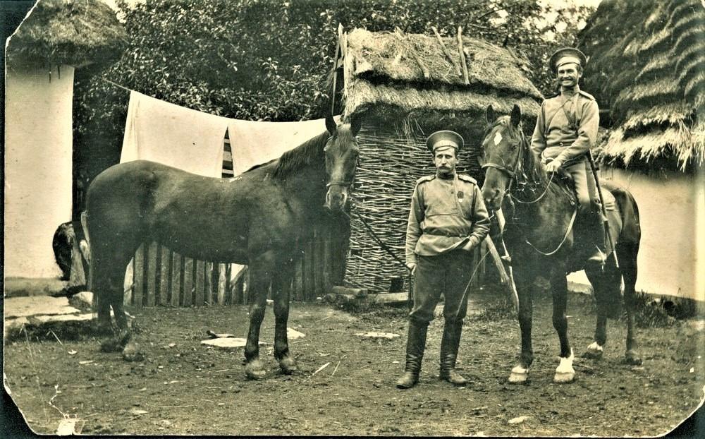 этом фото древнего донского казака поездке