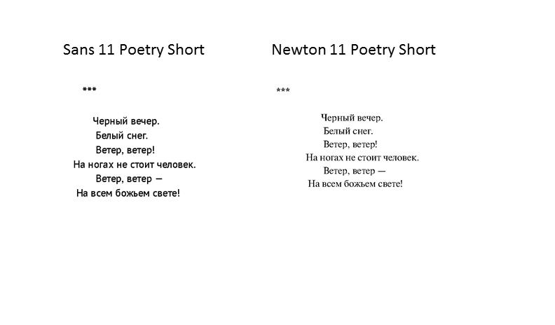Как оформить стихи faq 01 стих с короткой строкой